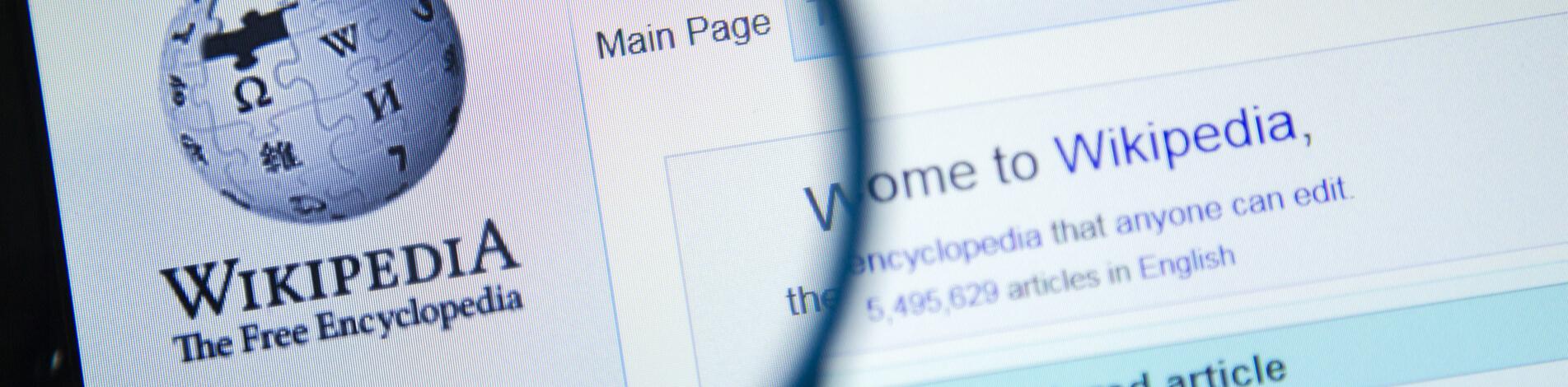 Aangetekende E-mail Goes Wikipedia!